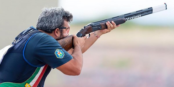 2019 July - Lonato (BS) - ISSF Shotgun World Championship